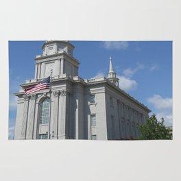 Philadelpha LDS Temple Rug