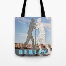 MOLECULMAN in BERLIN Tote Bag
