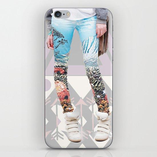 the pants. iPhone & iPod Skin