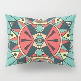 Sacred Wheel Pillow Sham
