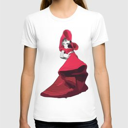 Lady PawPaw T-shirt