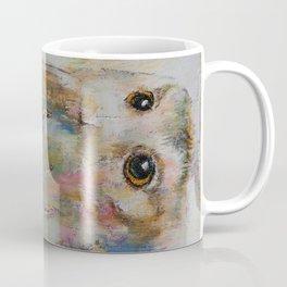 Owl Painting Coffee Mug