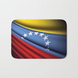 Flag of Venezuela Bath Mat