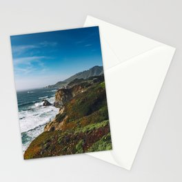 Big Sur VI Stationery Cards
