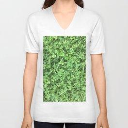 Nature Style. Fashion Textures Unisex V-Neck