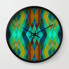 Abstract Modern Background G160 Wall Clock