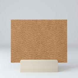 Lether skin Mini Art Print