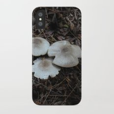 Beautiful Mushrooms iPhone X Slim Case
