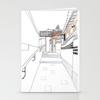 seoul Stationery Cards featuring SEOUL MOMENT_02 by By-EunEun