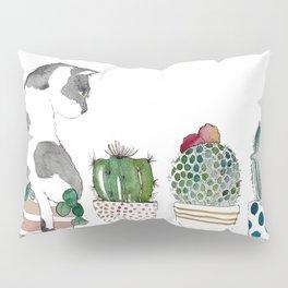 Bad Cat Pillow Sham