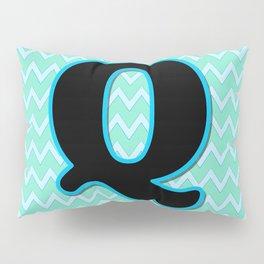 Letter Q Pillow Sham