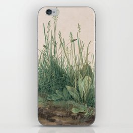 Albrecht Durer - The Large Piece of Turf iPhone Skin
