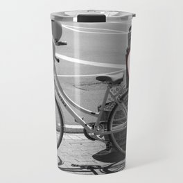 For the Love of Bicycles Travel Mug