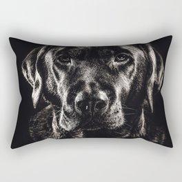 Sir Charles Rectangular Pillow