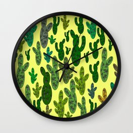 Prickly but adorable Wall Clock