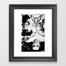 Lifted Framed Art Print