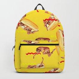 hottie dog Backpack
