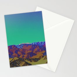 Arizona paranoia pt4 Stationery Cards