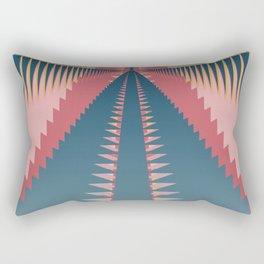 Antic Road Trip Rectangular Pillow