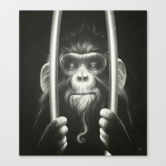 Prisoner II Canvas Print
