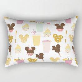 Magic Food Rectangular Pillow