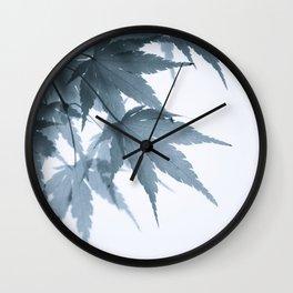 Faded Fall Wall Clock