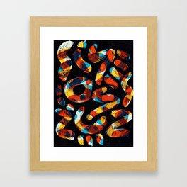 Pattern № 71 Framed Art Print