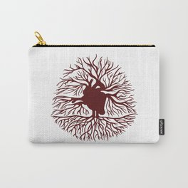 If Trees Gushed Blood Carry-All Pouch