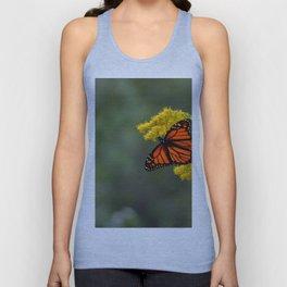 Autumn Monarch by Teresa Thompson Unisex Tank Top