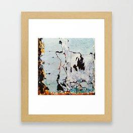 PALIMPSEST, No. 12 Framed Art Print