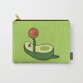 Acro- Yocado Carry-All Pouch