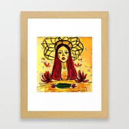 Rosalyn Framed Art Print