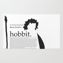 A hobbit Rug
