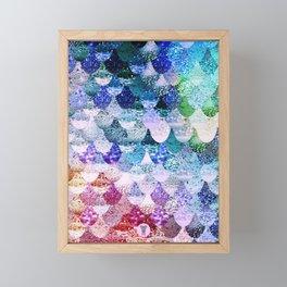 REALLY MERMAID FUNKY Framed Mini Art Print