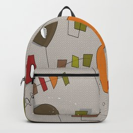 Bouncing Mobiles Backpack