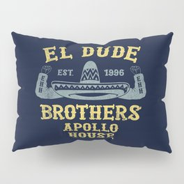 The Peep Show - El Dude Brothers Pillow Sham