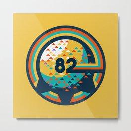 Spaceship 82 Metal Print