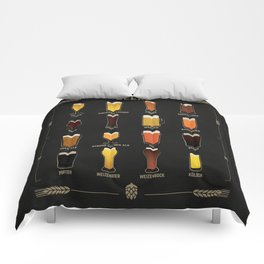 Beer Guide Comforters