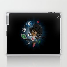 Moss's Happy Place Laptop & iPad Skin