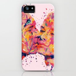 Lovers variant iPhone Case