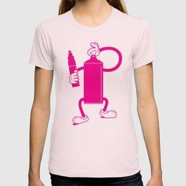 Mr Spray Can T-shirt