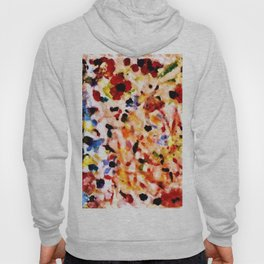 Left Overs In Abstract Hoody