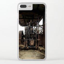 Wheelhouse Clear iPhone Case