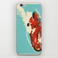 akira iPhone & iPod Skins featuring Akira by Danny Haas