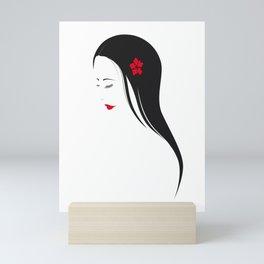 DeMure Mini Art Print
