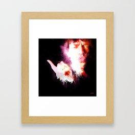 Midnight Rambler Framed Art Print