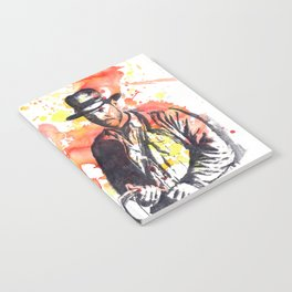 Indiana Jones Notebook