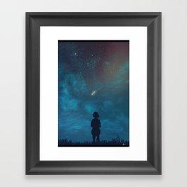 I Remember You Framed Art Print