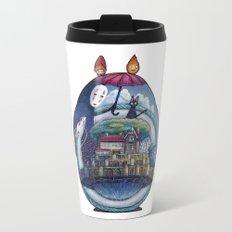 Ghibli stories Metal Travel Mug