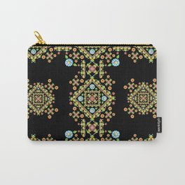 Gothic Folkloric Carry-All Pouch
